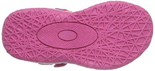 Icepeak Unisex-Kinder Wodan Jr Sandalen Trekking-& Wanderschuhe Pink (637 hot pink)