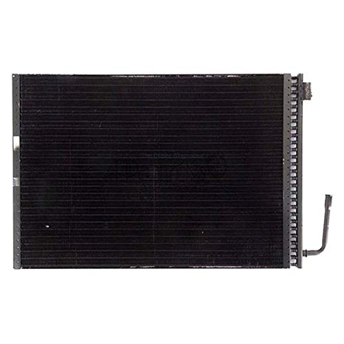 3500 Diesel2500 Diesel With Transmission Oil Cooler With Heavy Duty Or Severe Duty Cooling Without Power Steering Cooler Replacement A//C Condenser Fits Dodge Ram