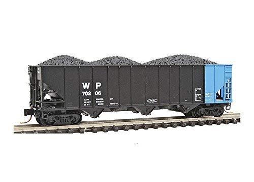 Micro Trains WP 100-TON 3-Bay Hopper #70206
