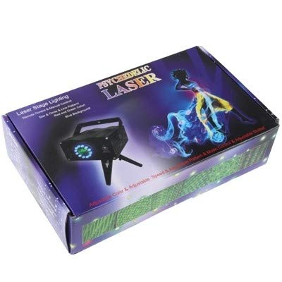 stage lighting 2-Colors Mini Disco DJ Club Stage Light with Sound Active Function by stage lighting (Image #5)