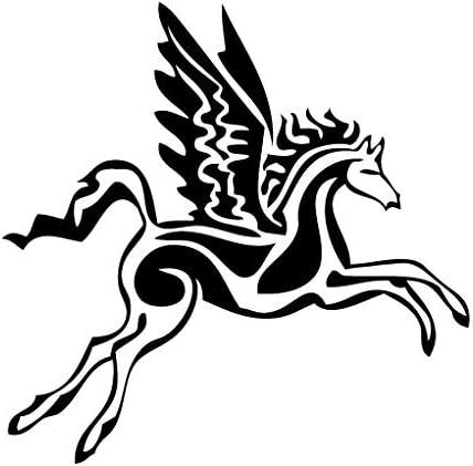 Leon Online Box Pegasus Fly - Vinilo Adhesivo Tribal para Coche ...