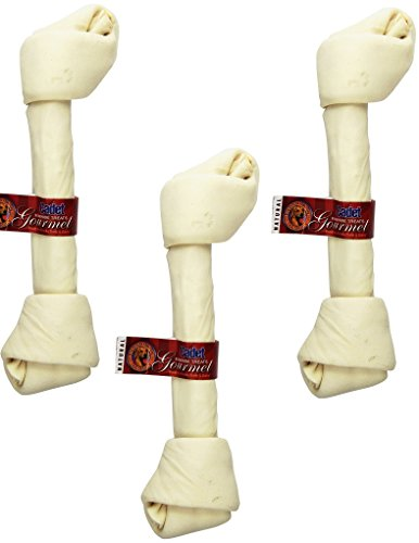 Trading Corp Rawhide - (3 Pack) IMS Trading Rawhide Big Bones for Dogs 13