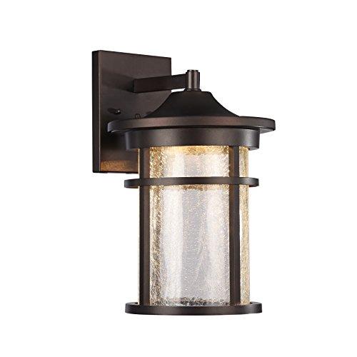 Leaded Glass Outdoor Lighting in US - 6