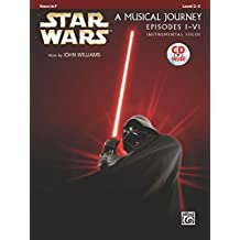 Star Wars Instrumental Solos (Movies I-VI): Horn in F, Book & CD (Pop Instrumental Solo Series)