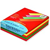 Pacon Assorted Bright Multi-Purpose Paper, 8.5-in. x 11-in., 500 Sheets (101105)