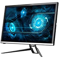 Monoprice 4K UHD Gaming Monitor - 28 Inch AMD FreeSync, HDR, 60Hz, DisplayPort, HDMI, Vessa Compatible