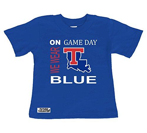 人気沸騰ブラドン Louisiana Bulldogs Tech Bulldogs Louisiana On 12 Game Dayベビー/幼児用Tシャツ 12 months B071FW7TLK, ウィッグカラコン@ぐらっちぇ:9b29e6a7 --- a0267596.xsph.ru