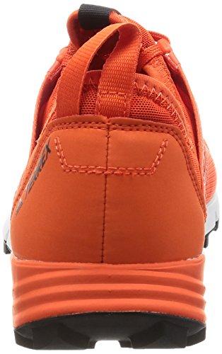 adidas Terrex Agravic Speed, Botas de Montaña Para Hombre, Naranja (Arancione Energi/Energi/Negbas), 46 EU