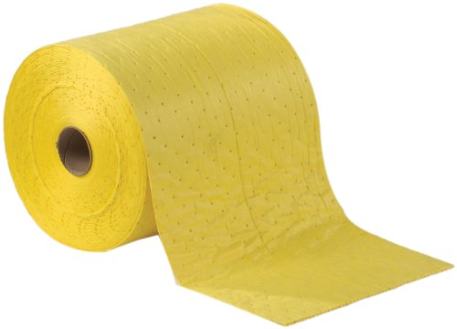 ESP XMBYRF Polypropylene Extra Heavy Weight MeltBlown Fine Fiber Chemical Hazmat Absorbent Roll, 150' Length x 30