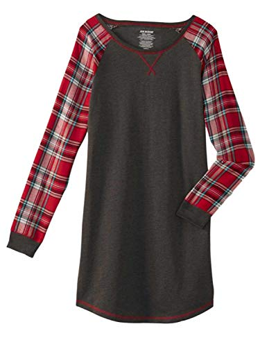 Buy joe boxer junior's dorm shirt plaid