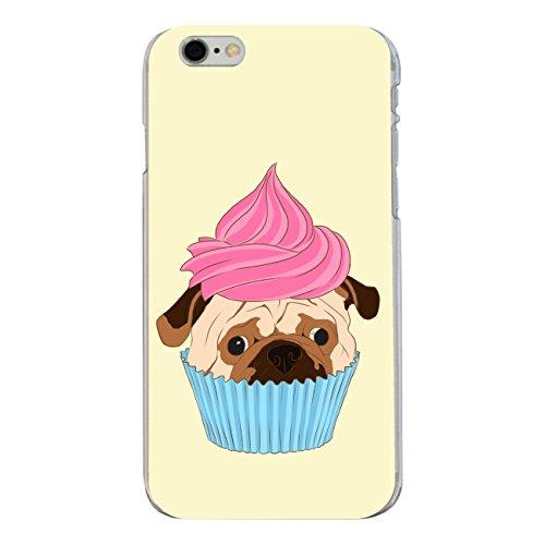 "Disagu SF-sdi-4337_1171#zub_cc6149 Design Schutzhülle für Apple iPhone 6S Plus - Motiv ""Pugcake 03"""