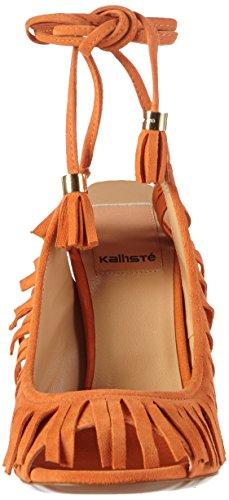 Kallisté Ladies 5697 Sandali Romani Orange (345 Pesca)
