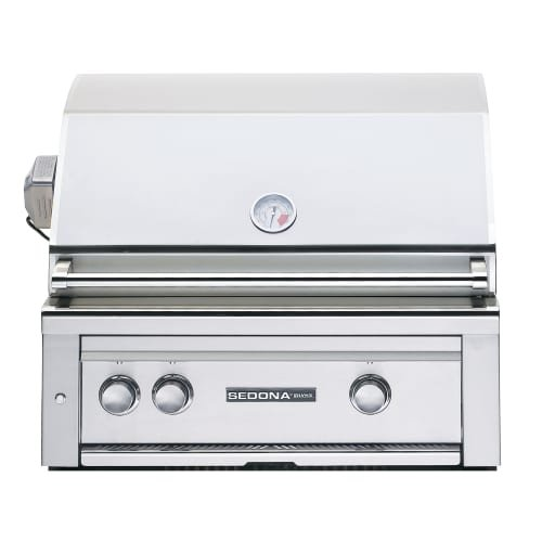 Lynx L500PSR-LP Sedona 30-Inch Built-In Propane Gas Grill with Pro Sear Burner and Rotisserie