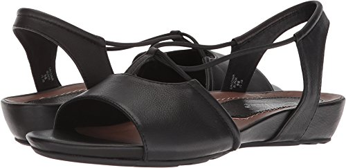Leather Lacona Soft Black Women's Earthies Premium XvY4nw