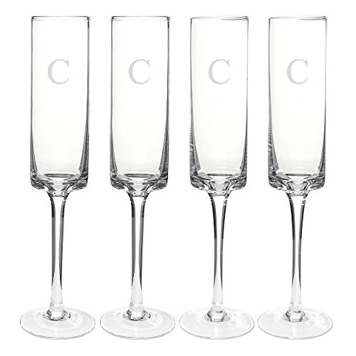 Cathys Concepts Personalized Contemporary Champagne