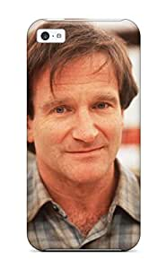 Hot Tpu Cover Case For Iphone/ 5c Case Cover Skin - Robin Williams