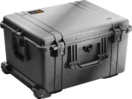 Pelican 1620-021-110 Large Rolling Hardware and Accessory Case without Foam