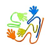 Sticky Hands (72Pc/Un)