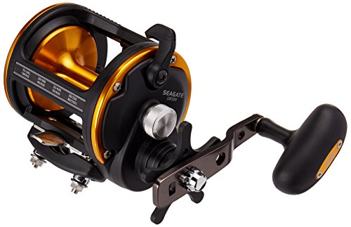 Daiwa Seagate Levelwind Conventional Reel SGTLW50H