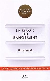 La magie du rangement, Kondo, Marie