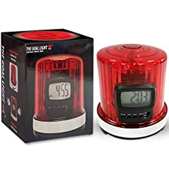 Fan Fever the Goal Light Alarm Clock  Pr...