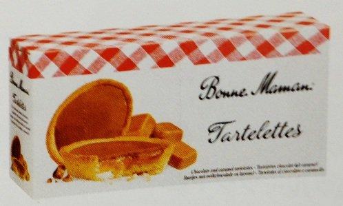 12 x 135 Gramos - Bonne Maman 108 Tartaleta con chocolate con leche y caramelo