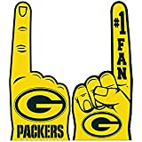Green Bay Packers #1 Fan Foam Finger
