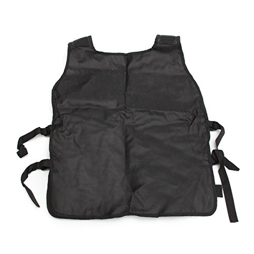 Tool Organizers Electrician Carpenter Plumber Craftman Construction Pouch Bag Tool Vest by Yoton (Image #9)