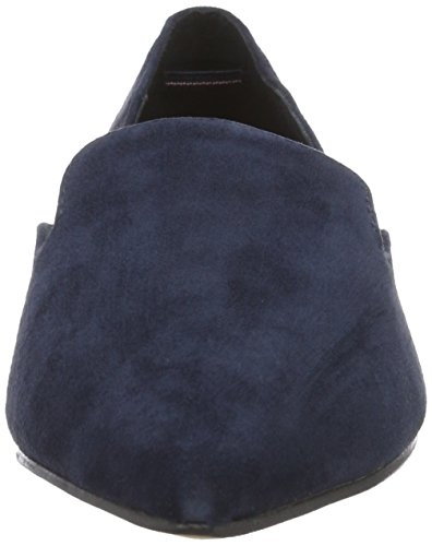 Tommy Hilfiger A1285lanna 8b, Bailarinas para Mujer Azul (Tommy Navy 406)