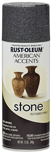Vase Slate - Rust-Oleum 285150 Stone Creations Spray Paint Mica Slate