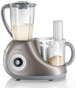 Severin 0026 - Robot de Cocina de 750 W Multifunción: Amazon.es: Hogar