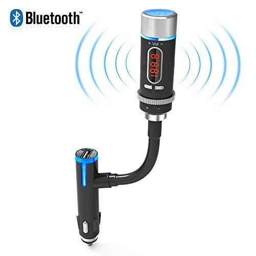 AKASO Bluetooth Transmitter Handsfree Hands Free