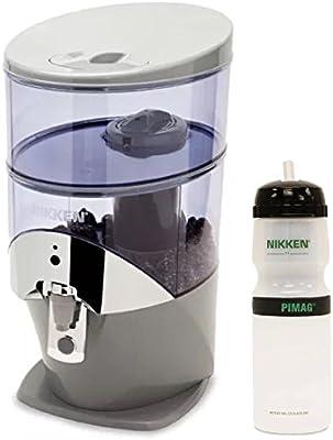 Sistema de filtro purificador de agua potable – PiMag cascada y ...