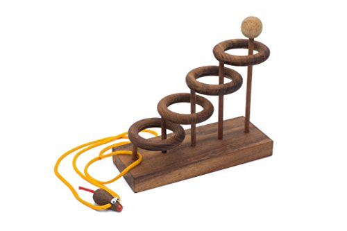 Orbits Wooden Disentanglement SiamMandalay Pictured product image