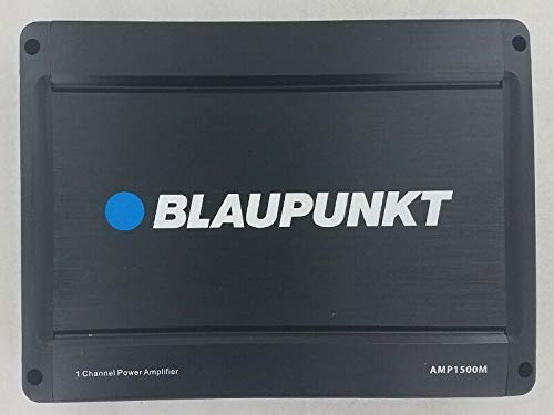 (Blaupunkt AMP1500M High-End 1500 Watts Monoblock Car Audio Amplifier/Amp +Remote)