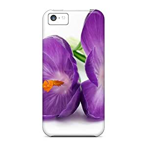 Premium [YNu8147XjaS]nature Flowers Delicate Flower Cases For Iphone 5c- Eco-friendly Packaging
