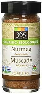 365 Everyday Value Organic Ground Nutmeg, 1.87 oz
