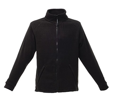 RG500 Sigma Heavyweight Fleece Jacket Herren Fleecejacke, Farbe:Black;Größen:L