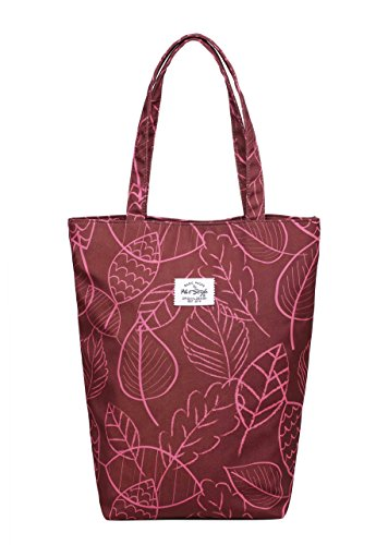 41x32 Eggs 5 Shoulder Red Fashion Easter Bag 5x11 HotStyle Basic Leaves Tote Handbag S020b cm HPqwcOTYC