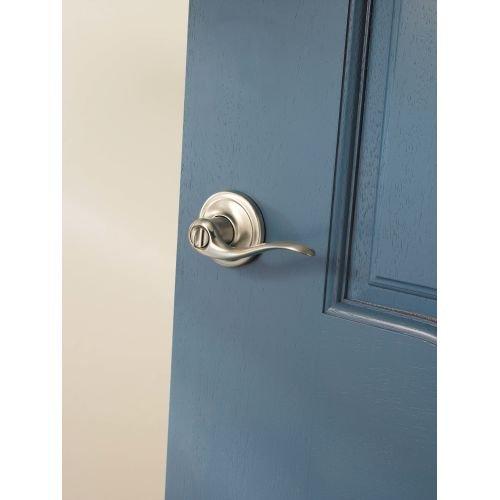 Kwikset 730TNL 11P 6AL RCS 730TNL-11P Tustin Lever Privacy Lockset - Venetian Bronze