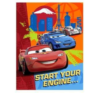Disney Cars Invitations - 8/Pkg. ()