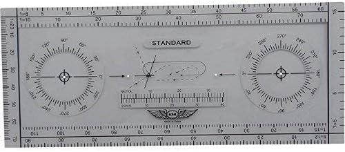 ASA Instrument Flight (IFR) ASA-CP-IFR-2 trazador de gráfico de ...