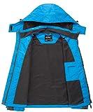 Diamond Candy Waterproof Rain Jacket Women