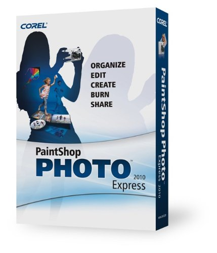 Corel PaintShop Photo Express VERSION