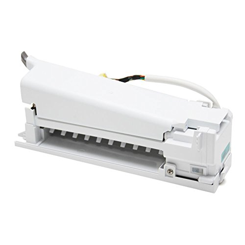 Price comparison product image Samsung DA97-15217D Refrigerator Ice Maker Assembly Genuine Original Equipment Manufacturer (OEM) Part