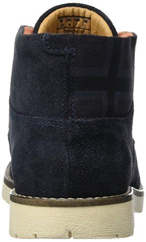 Men's Blue Napapijri Boots Blue N65 Trygve Blau Ankle Marine Blue OUqFdUw