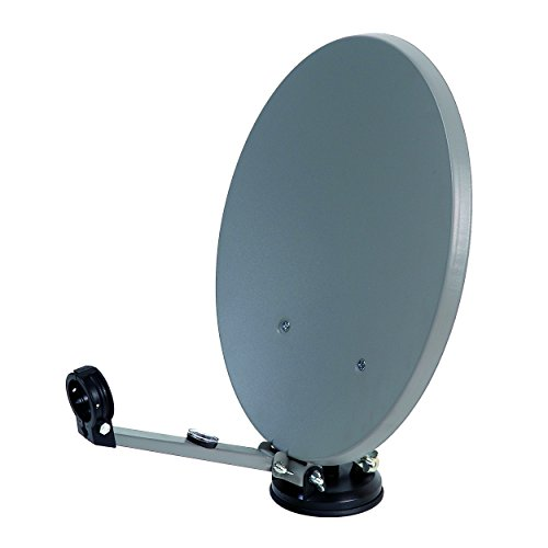 Homevision Technology Satellite Dish Digiwave Portable Satellite Dish, Gray (DWD35PT) by Homevision Technology