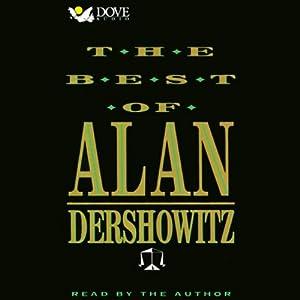 The Best of Alan Dershowitz Audiobook