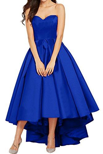Topkleider trapecio mujer 44 real azul para Vestido ZZwxq5r0