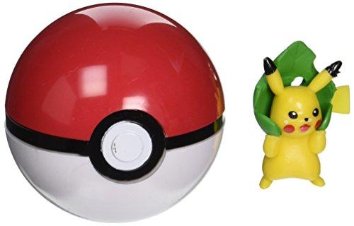 OliaDesign Pokemon Cosplay Pop-up Poke Ball with Pikachu (Pokemon Costumes For Babies)